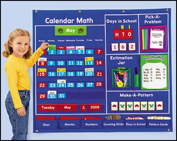 Calendar Math Kindergarten : Great question from a schoolgirl style fan… schoolgirlstyle
