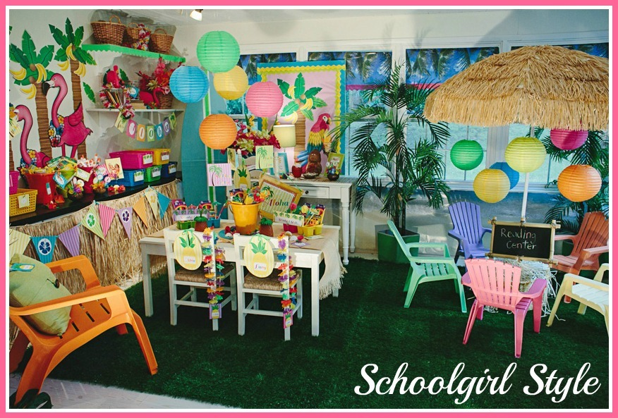 Classroom Luau Ideas : Share