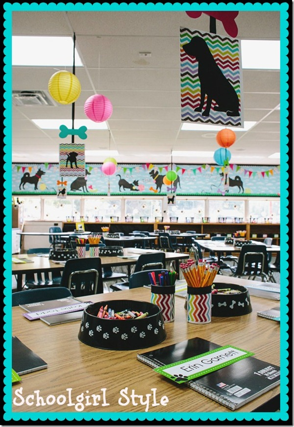Classroom Decor Dogs ~ Dog collection woof schoolgirlstyle