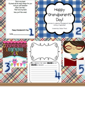grandparents printables
