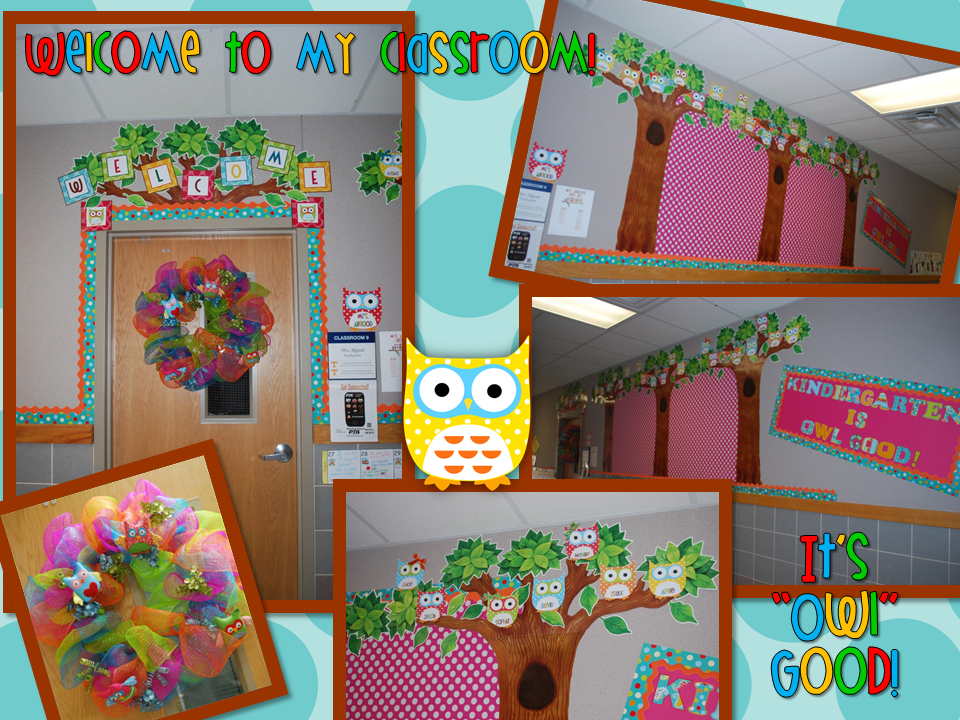 Cute Owl Classroom Decorations ~ Owl themed classroom stephanie allgood schoolgirlstyle