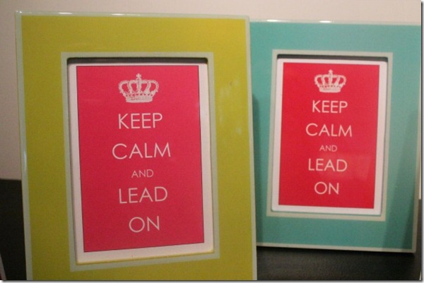 keep calm and lead on 002