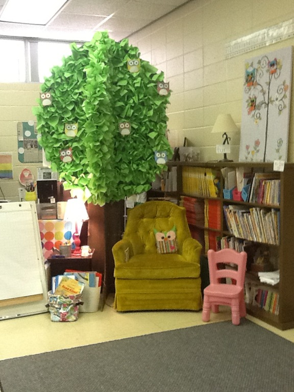 Classroom Tree Decorating Ideas ~ Trees schoolgirlstyle