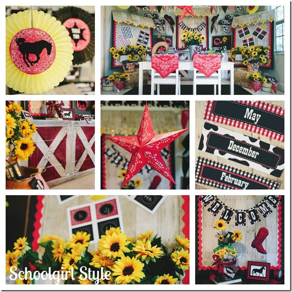 Western Classroom Decor : Project decoration western theme decorations