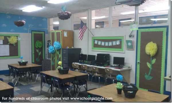 Bird Classroom Theme by Schoolgirl Style