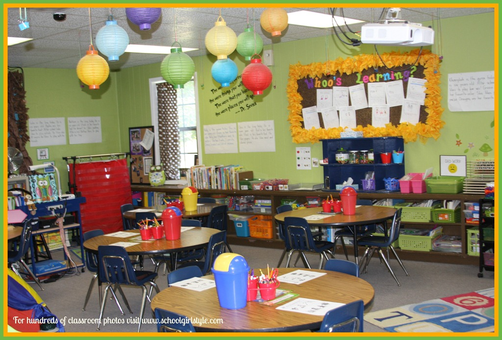 Cute Classroom Inspiration Whitney Kelly Schoolgirlstyle