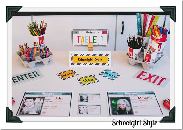 Classroom Decor by Schoolgirl STyle Road Trip 15