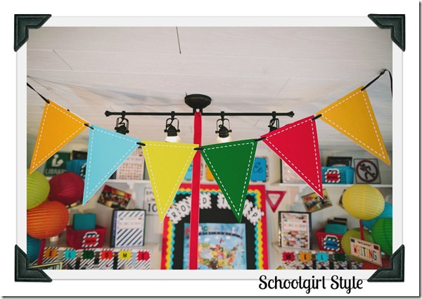 Classroom Decor by Schoolgirl Style Road Trip5