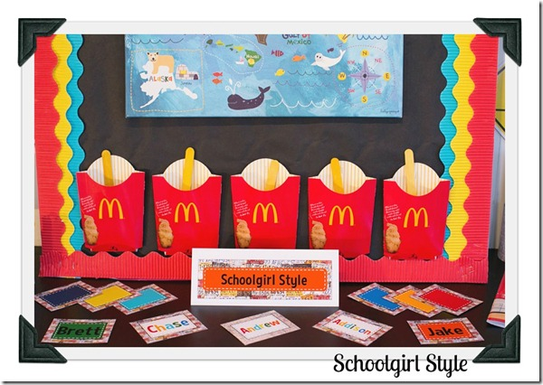 Classroom Themes by Schoolgirl Style Road Trip
