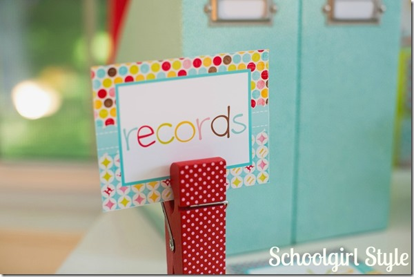 SchoolgirlStyle_summersoiree24 classroom decorations polka dots