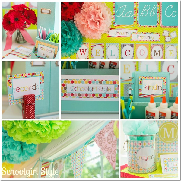 Summer Soiree Collage by Schoolgirl Style