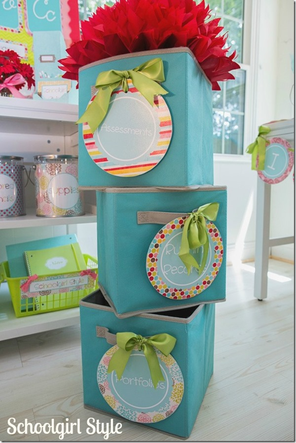 Summer Soiree by Schoolgirl Style classroom decor1