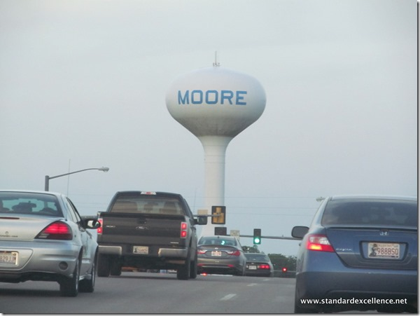 Moore-Water-Tower