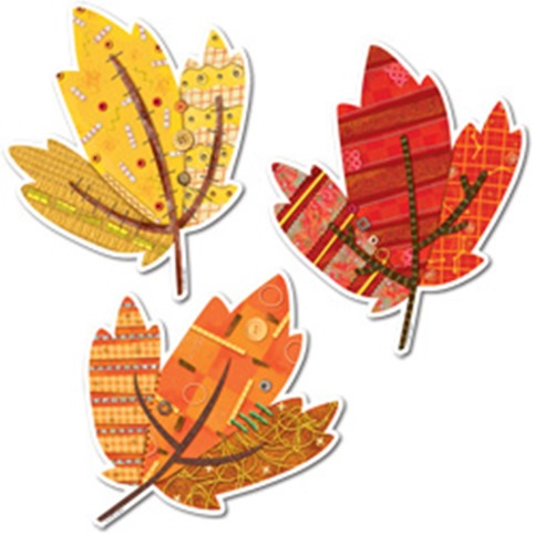 leaf cut outs
