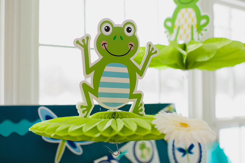 Fabulous Frogs Classroom Theme