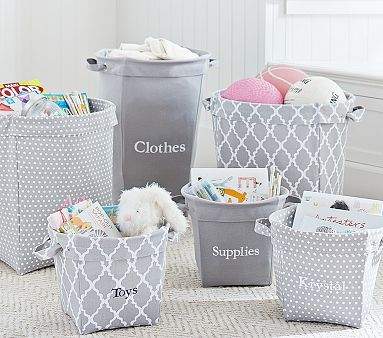 Storage Pottery Barn Kids