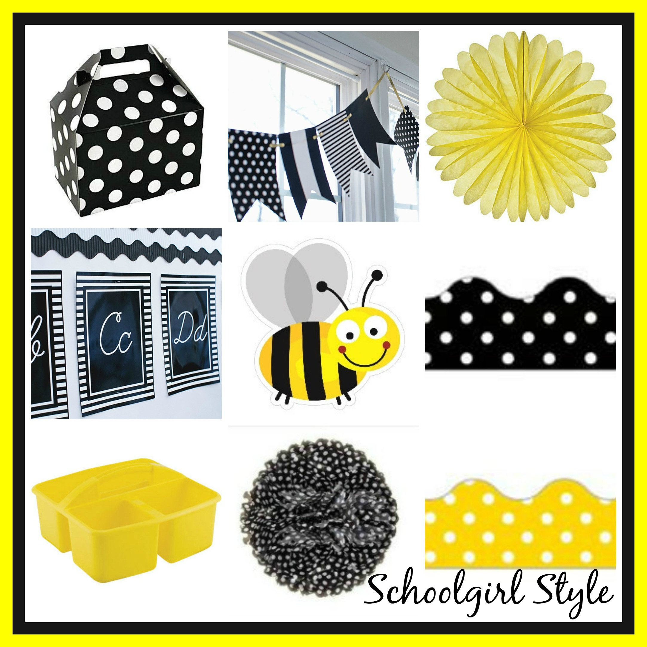 Bee Themed Room Decoration Ideas