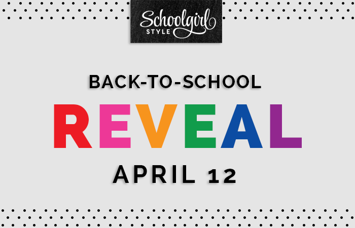 Back-to-School Reveal 2015