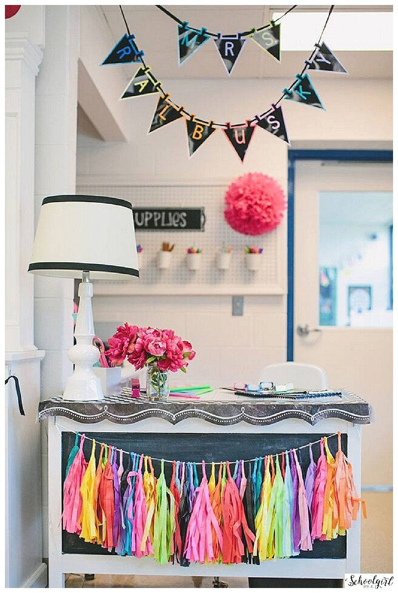 Cheap Classroom Decoration Ideas : Melanie s classroom reveal introducing quot color my