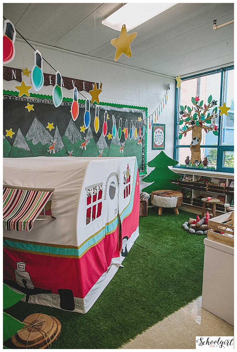 Classroom Ideas Kindergarten ~ Introducing quot happy camper classroom theme