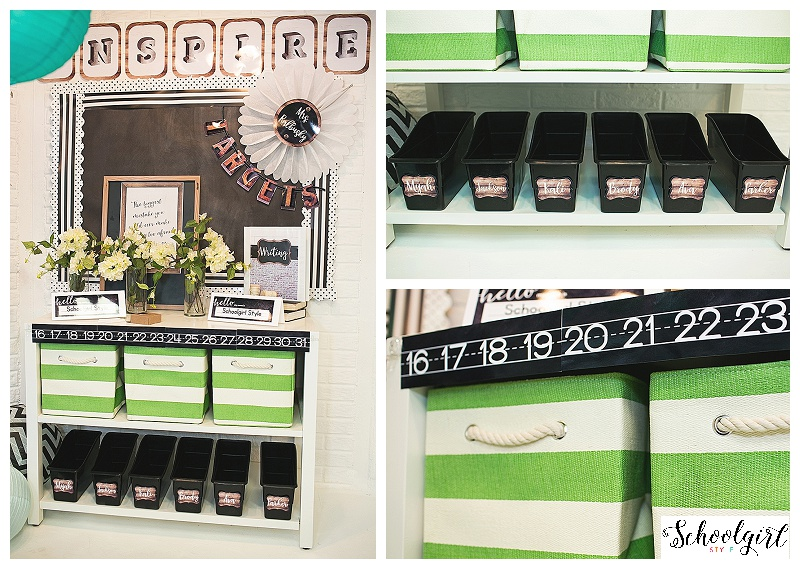 Classroom Decorating Fixer Upper Style ~ Industrial chic classroom decor collection schoolgirlstyle