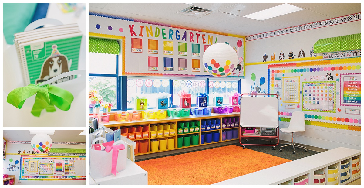 Classroom Decoration Colorful ~ Confetti crush collection schoolgirlstyle